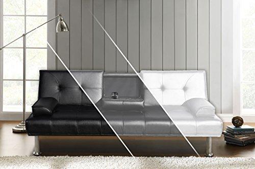 sofa dubai schlafsofa klappsofa kunstleder couch. Black Bedroom Furniture Sets. Home Design Ideas