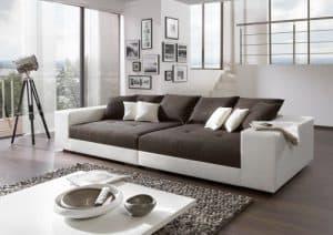 Big Sofa exclusiv - Made in Germany - Freie Stoff und Farbwahl zum kombinieren ohne Aufpreis aus unserem Sortiment (ausser Echtleder). Nahezu jedes Sondermaß möglich! Sprechen Sie uns an. Info unter 05226-9845045 oder info@highlight-polstermoebel.de