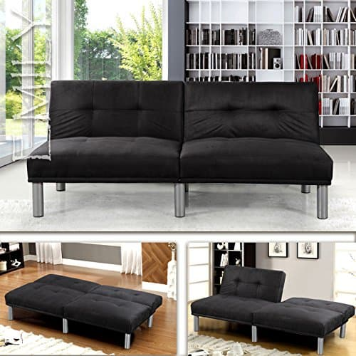 emily schlafsofa schwarz bettsofa schlafcouch bettcouch wohnlandschaft g nstig online kaufen. Black Bedroom Furniture Sets. Home Design Ideas
