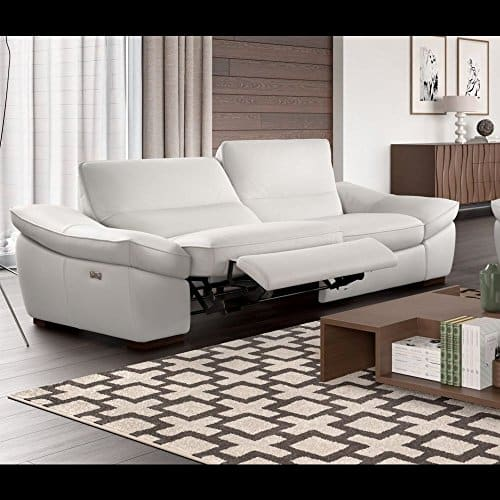 designer funktionssofa leder sofa sofagarnitur ledercouch polstergarnitur relaxsofa. Black Bedroom Furniture Sets. Home Design Ideas